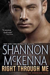 Right Through Me a paranormal romantic suspense novel by Shannon McKenna #ebooks #kindlebooks #freebooks #bargainbooks #amazon #goodkindles