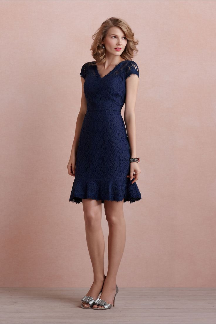 Clemence Dress in SHOP Bridesmaids & Partygoers Dresses at BHLDN