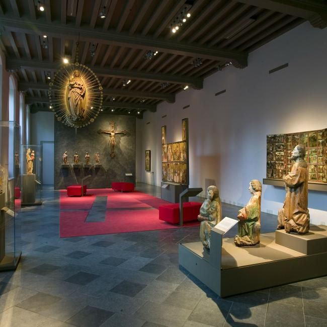 Museum Catharijneconvent shows the history of Christianity in the Netherlands through centuries-old art as well as contemporary art.