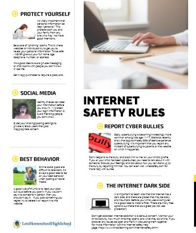 Internet dating safety guidelines
