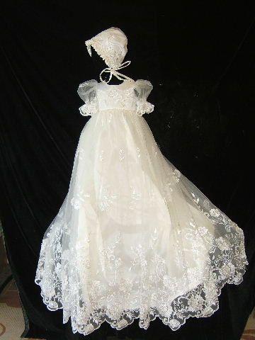 Blessing Dress, minus the bonnet