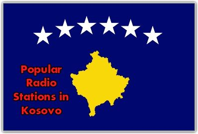 Popular Radio Stations in Kosovo