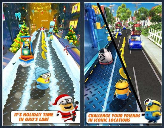 Despicable Me Android