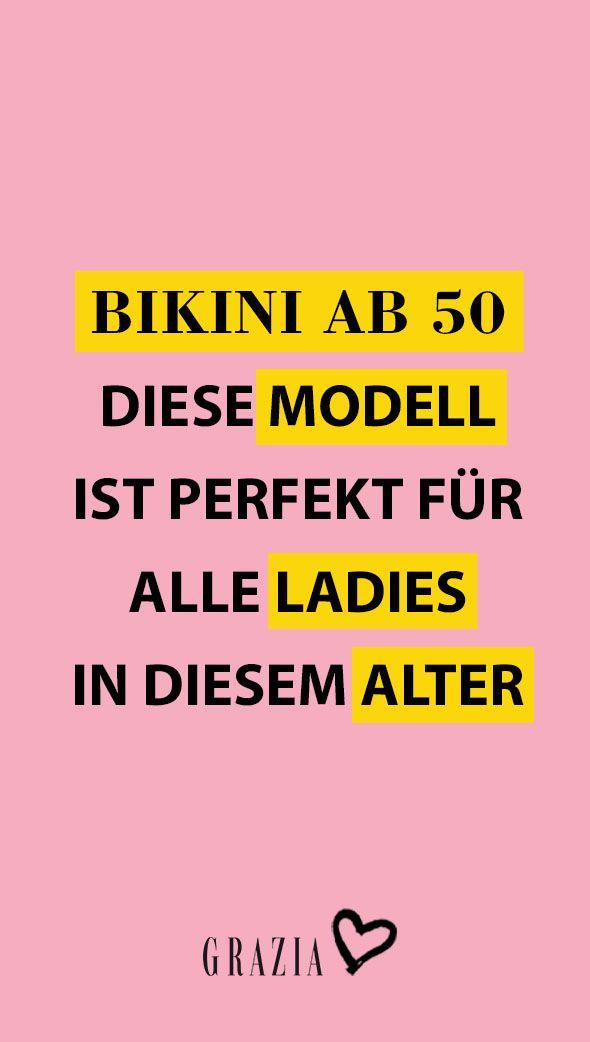 50 ab bikini frauen für Bademode: Das
