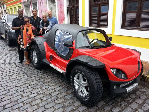 Super Buggy - the new Generation, made in Brazil with VW ...