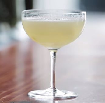 The Bee's Knees is made with gin, honey and lemon juice. Get buzzed with top mixologist Jamie Gordon as he shows us how to make this flavorful classic.