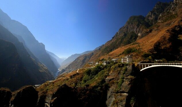 Tiger Leaping Gorge. Yunnan, China