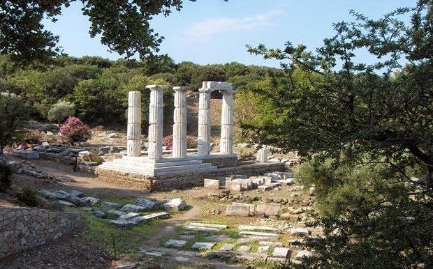 εν πλω σημειώσεις  φωτογραφίας : Ανακαλύψτε τα μυστήρια της Σαμοθράκης από news.gr