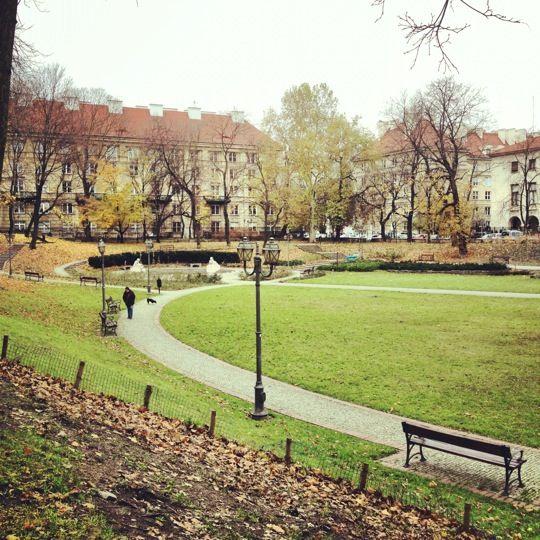 Dolinka Szwajcarska in Warszawa