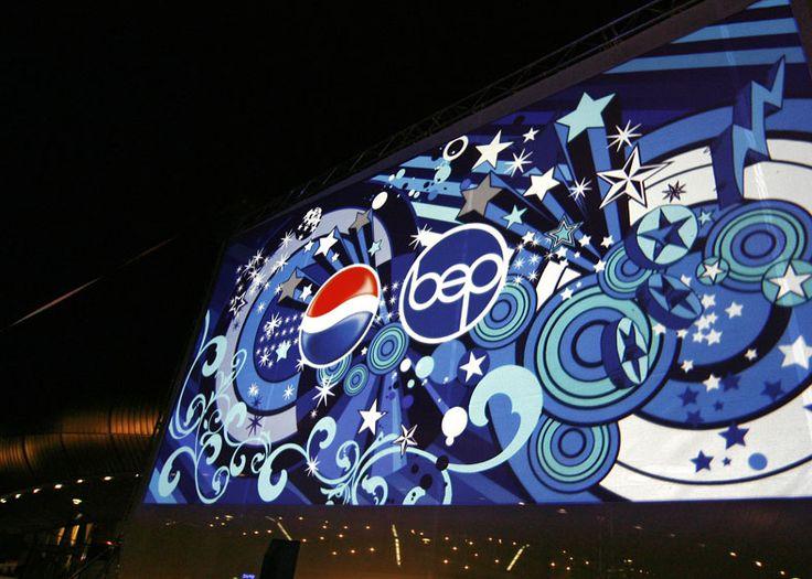BEP Lightpainting for Pepsi