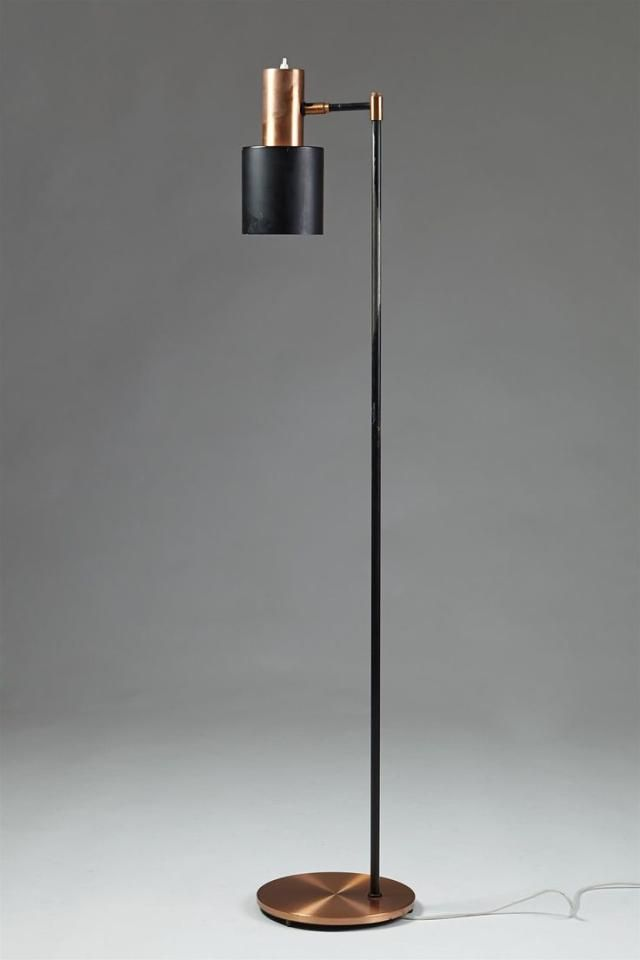 8 Super-Chic Modern Floor Lamps: Fog and Morup Studio Lamp