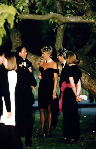 At the Serpentine...1994