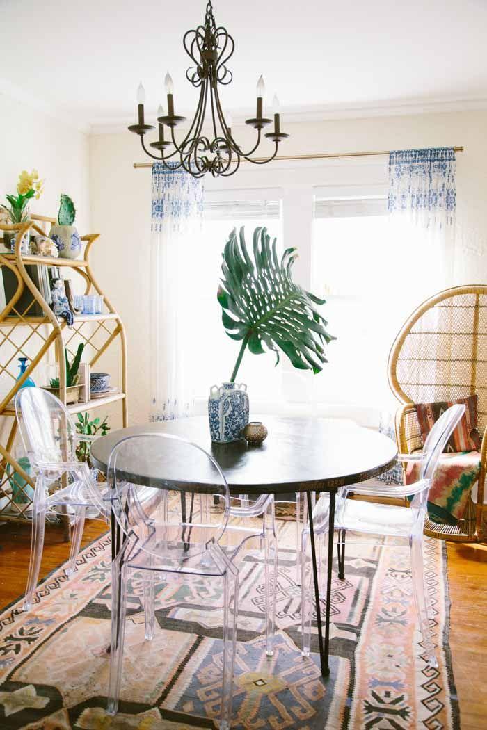 A Charming Bohemian Home In West Palm Beach FL