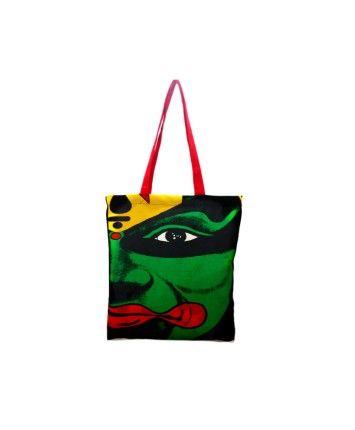Printed Tote Bag #ohnineone