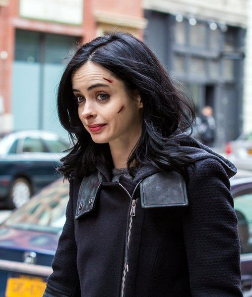 Jessica Jones alias Krysten Ritter in Aka Jessica Jones               Marvel / Netflix
