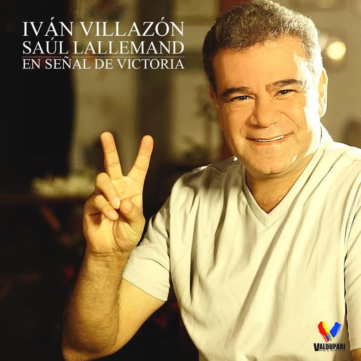 Caratula En señal de Victoria - Ivan Villazon