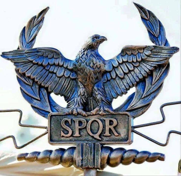 Roman Eagle Standard