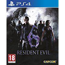 Resident Evil 6 HD Remake