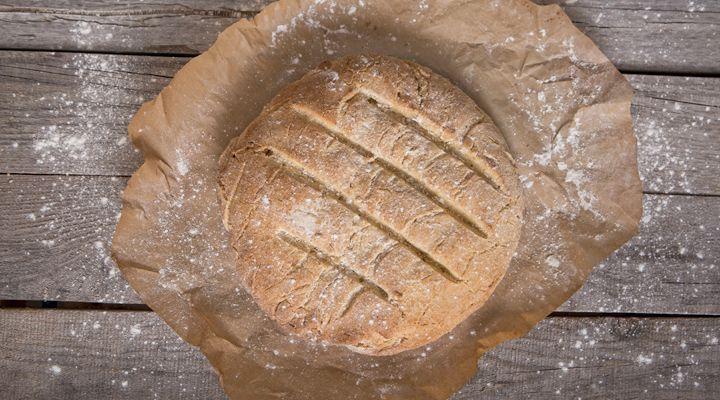 Σπιτικό Ψωμί χωρίς Γλουτένη | alevri.com