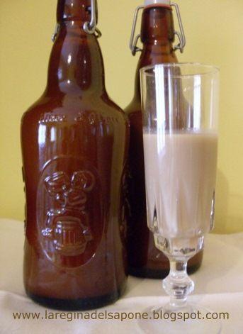 CREMA CAPPUCCINO  Ingredienti:  300 ml alcol buongusto 95° 650 gr. zucchero 1/2 litro latte intero 250 ml panna fresca 100 ml caffè forte co...