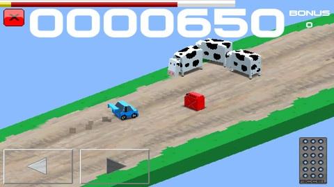 Cubed Rally Racer  잘만들어진 귀요미게임
