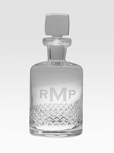 Rolf Glass - Personalized Whiskey Decanter - Saks.com