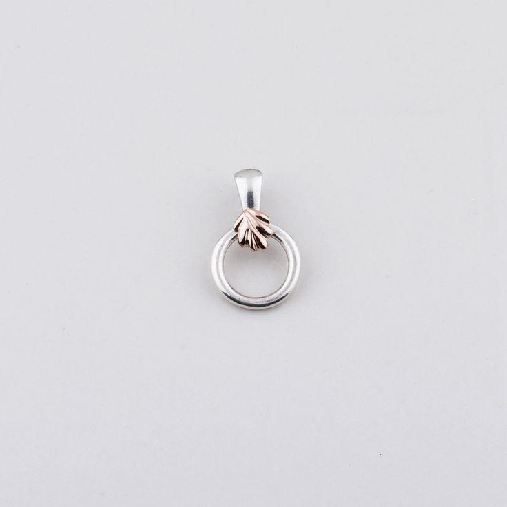 "Miglio Designer Jewellery - ""Leaf It To Me"" Pendant"