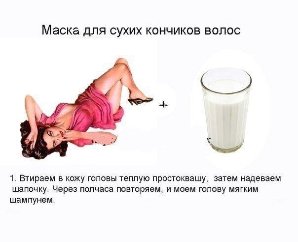 Советы красоты в картинках