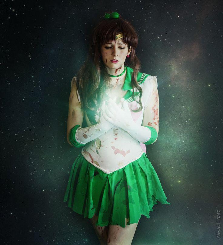 Sailor Jupiter cosplay by Kawaielli