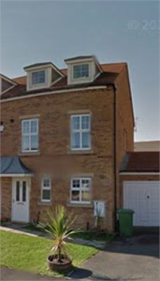 Double room for rent Monday to Friday £100 pw - Seaham, County Durham. Ideal for professional or contractor