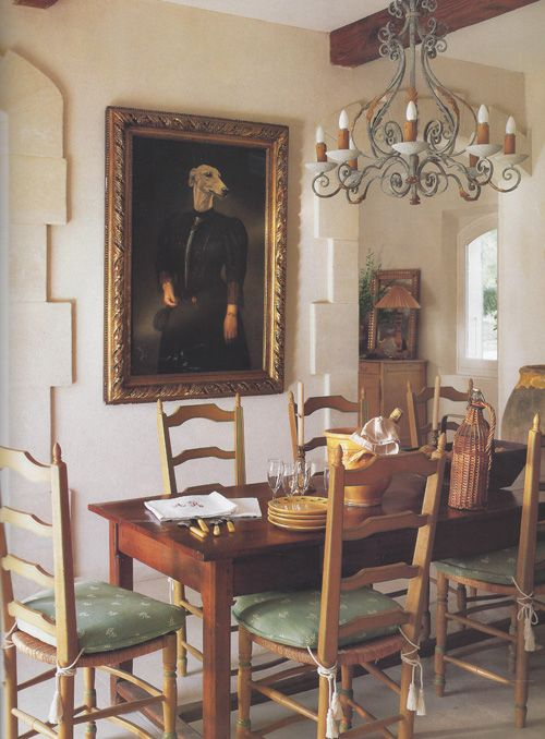 Image Result For Country Dining Room