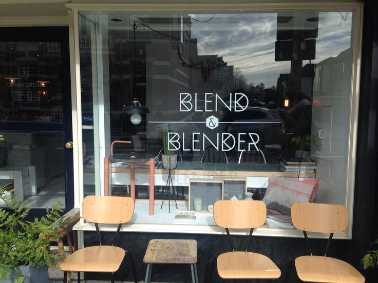 Blend & Blender | Amersfoort