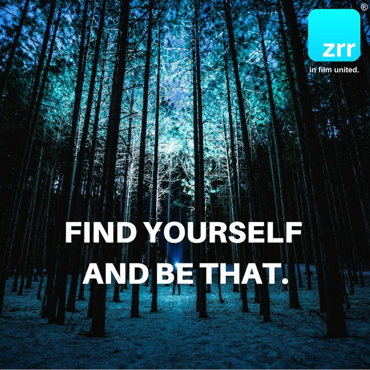 Find yourself and be that. #todaysquote #inspiration #motivation #zipstrr #trendsettrr #madeinberlin #fromhollywood #infilmunited #zipitberlinstyle #zipit