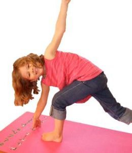 I have never heard of preschool yoga! and therefore I chose this one because If someday I have my center then definitely this healthy exercise will be a part of it! Yoga improves mental and physical health. It makes you feel at peace. I think its great for movement!