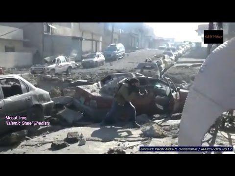 Guerra contra o ISIS no Iraque - Atualização da ofensiva de Mosul - 8.03...