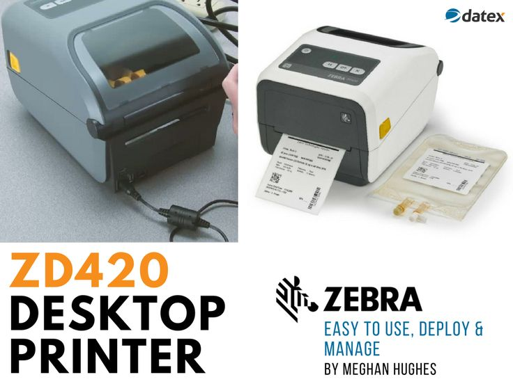 Every successful business needs a ZD420 Desktop printer to ensure that they are as efficient as they can be.