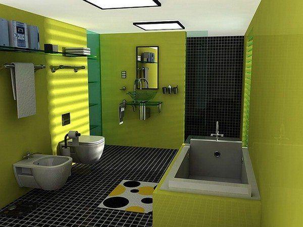 Light Green Idea For Small Bathroom Small Bathroom Paint Ideas For A Larger  Effect Look