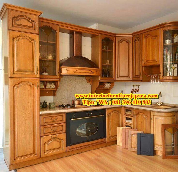 Kitchen Set Custom Jepara Kitchen Cabinets Decor Kitchen Cupboard Designs Farmhouse Kitchen Design