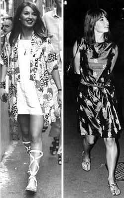 Vintage Rhapsody: She is Talitha Getty