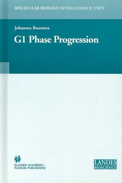 G1 Phase Progression