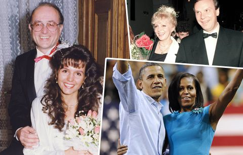 Manželé Jandovi spolu nezůstali, ale Hana Zagorová a Štefan Margita mají šťastné manželství, stejně tak Obamovi