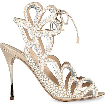 NICHOLAS KIRKWOOD Latin sandals