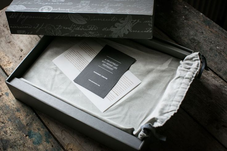 Queensberry Wedding Album | New packaging | 14x10H presentation box and bag | By Larry McMahon | #weddingalbum #packaging