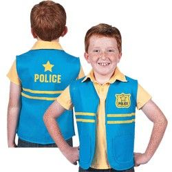 Police Party Supplies, Police Vests, Police Costumes