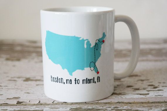 on Pinterest   Moving Away Gifts  Going Away Gifts and Friend Mugs