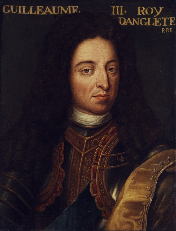 william of orange height