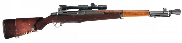 Desirable U.S. Winchester M1D Sniper Rifle with Shipping Box and CMP Papers. Sold at Auction: $4,750
