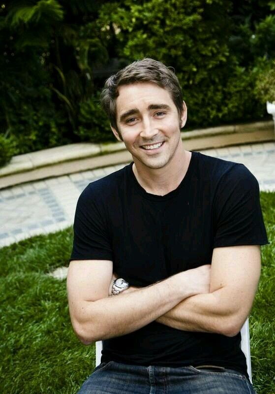 Lee Pace. Sweetest face ever.                                                                                                                                                      More