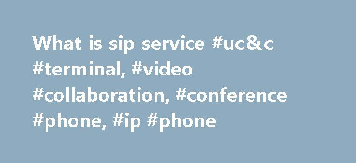 What is sip service #uc&c #terminal, #video #collaboration, #conference #phone, #ip #phone http://bahamas.remmont.com/what-is-sip-service-uc%ef%bc%86c-terminal-video-collaboration-conference-phone-ip-phone/  # Ultra-elegant Gigabit IP Phone SIP-T46G The SIP-T46G is Yealink latest revolutionary IP Phone for executive users and busy professionals. New designs appears the commerce, with highresolution TFT color display, delivering a rich visual experience. Yealink Optima HD technology enables…