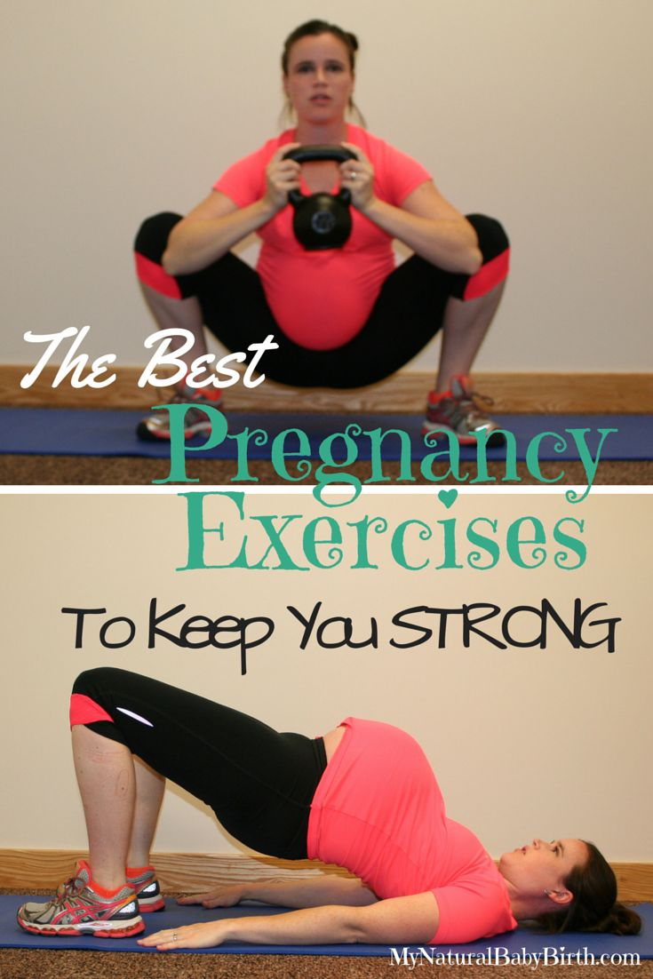 So maybe easy pregnancy exercises are too easy and you don't get much out of them.  So let's take it up a notch.  Here are some of the best pregnancy exercises to keep you strong.  http://mynaturalbabybirth.com/the-best-pregnancy-exercises-to-keep-you-strong